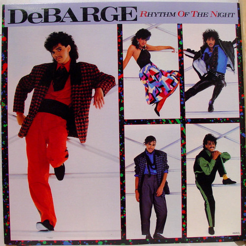 Classic r b music images 1985 debarge motown release for Classic club music