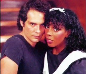 Donna Summer And सेकंड Husband, Bruce Sudano