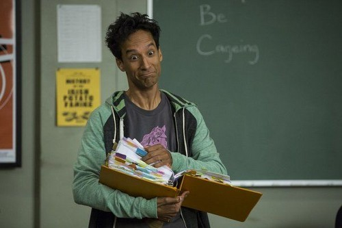 Community wallpaper probably with a sign called Season 5 Episode 2 Introduction To Teaching Photos