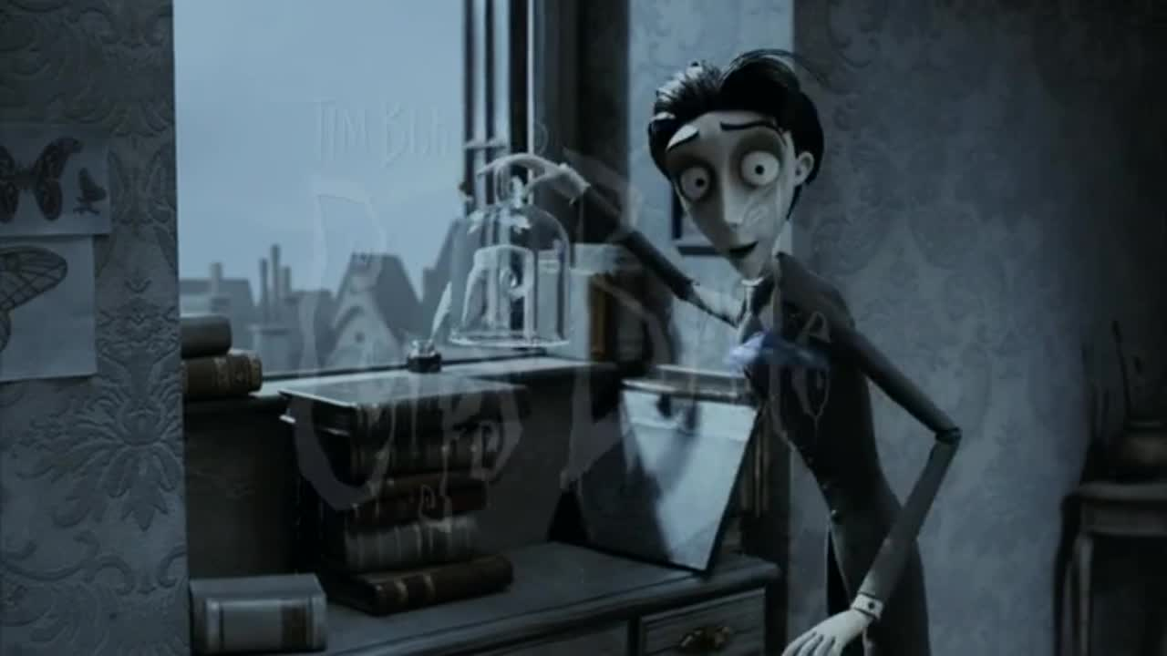 summary of corpse bride Tim burton's corpse bride is not the macabre horror story the title suggests, but  a sweet and visually lovely tale of love lost in an era when.