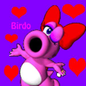 Created Birdo foto
