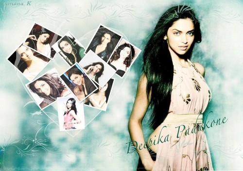 Deepika Padukone wallpaper called Cuty Hotty Deepika