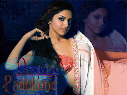 Deepika Padukone wallpaper containing a portrait entitled Cuty Hotty Deepika