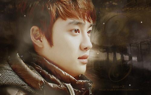 D.O Hintergrund titled ♥ Kyungsoo! ♥