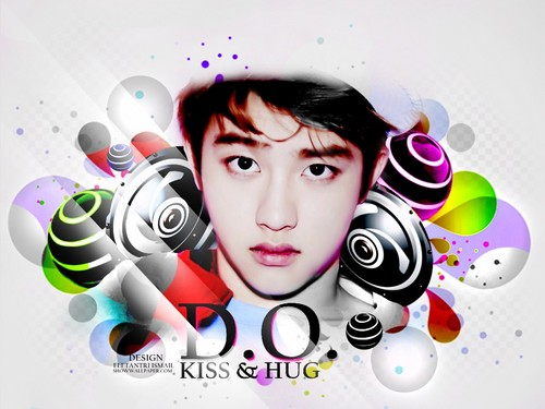 D.O wallpaper entitled ♥ Kyungsoo! ♥