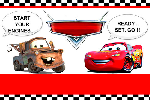Disney Pixar Cars achtergrond possibly containing anime titled DAMIEN