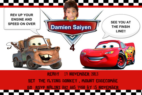 Disney Pixar Cars achtergrond possibly with anime titled DAMIEN