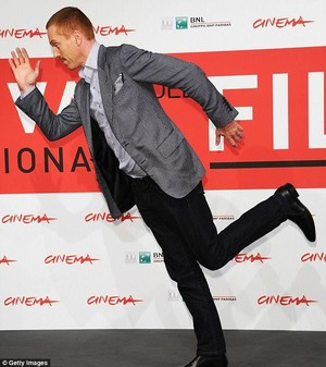 Damian Lewis attends the Romeo & Juliet photocall during the 8th Rome Film Festival
