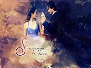 Damon & Elena ★