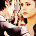 » damon & elena «  - damon-and-elena icon