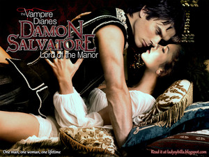 Damon Salvatore: Lord of the Manor - Delena Forever