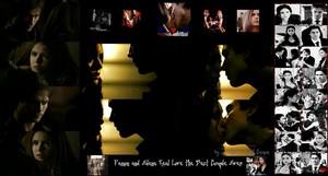 Damon and Elena <3