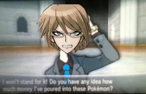 Pokemon x Dangan Ronpa