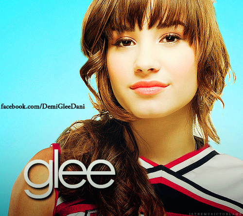 Glee wallpaper possibly with sunglasses and a portrait titled Dani ♡