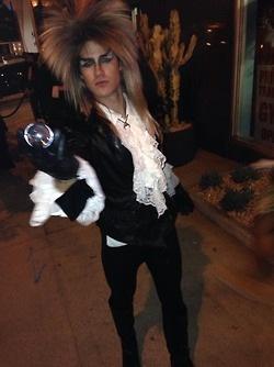Darren Halloween 2013