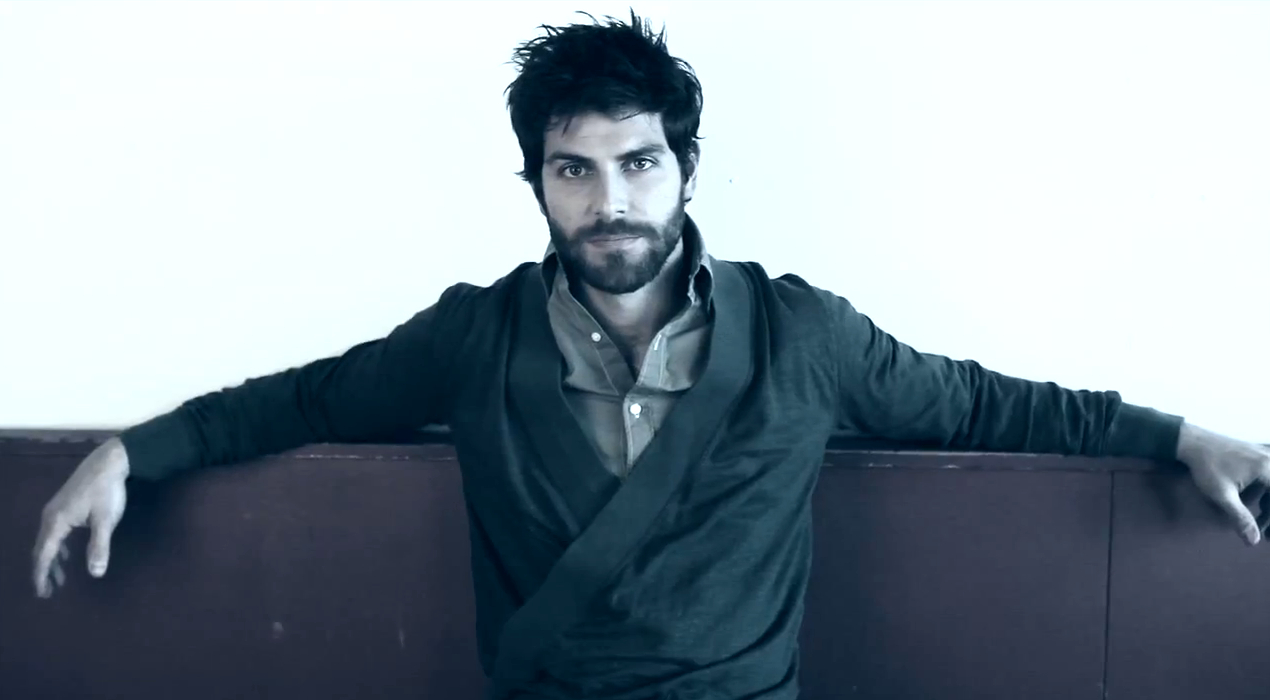 david giuntoli speaks italian