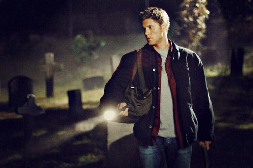 dean winchester wallpaper with an outerwear entitled Dean Winchester ♬