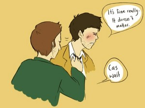 Dean and Castiel ♡ (4)