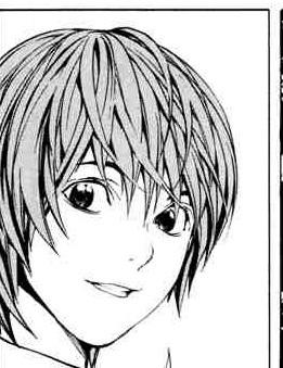 Death Note Манга