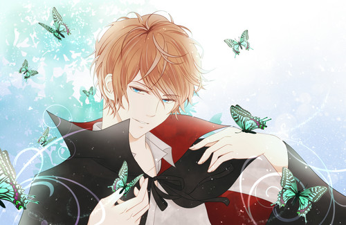 Diabolik amoureux fond d'écran called Sakamaki Shuu