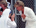 Diana And Mother Teresa - princess-diana photo