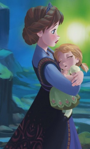 Elsa and Anna's Mother