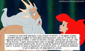 'The Little Mermaid' Tumblr Confession - disney-princess fan art