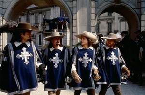 "1993 disney Film, ""The Three Musketeers"""