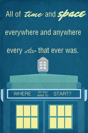TARDIS quote