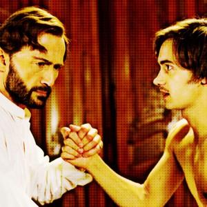 Lord Laurent and Daniel ডেবেন্পোর্ৎ