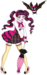Draculaura - monster-high icon