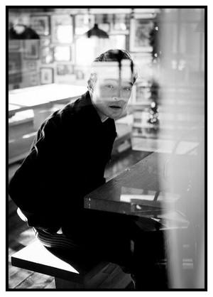 ED WESTWICK THE BLOCK MAGAZINE - 2011