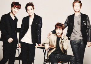 EXO for Ivy Club
