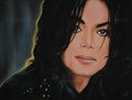 Ebony Eyes - michael-jackson fan art