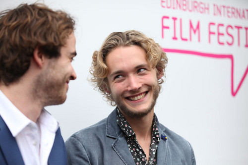 Toby Regbo fondo de pantalla with a business suit and a suit called Edinburgh International Film Festival '13