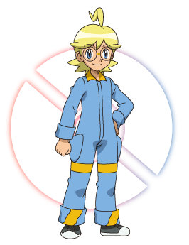 Clemont from Pokemon