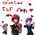 Elfen Lied: Mariko, Lucy, and Nana