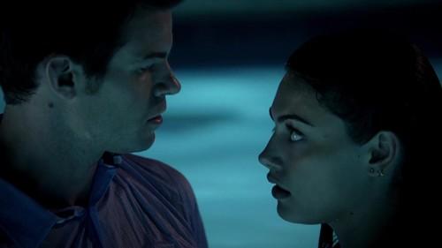 """Elijah & Hayley wallpaper entitled Elijah & Hayley in The Originals 1x06 """"Fruit of the Poisoned Tree"""""""