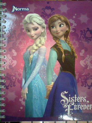 frozen Notebooks