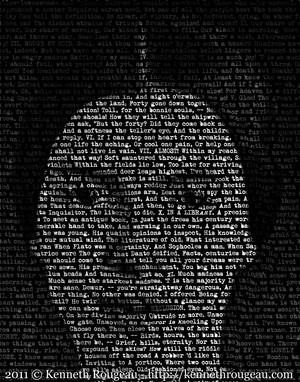 Emily Dickinson Typography
