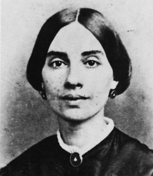 Emily Dickinson...possibly