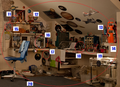 Ender's Room - asa-butterfield photo