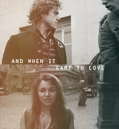 Enjolras and Eponine