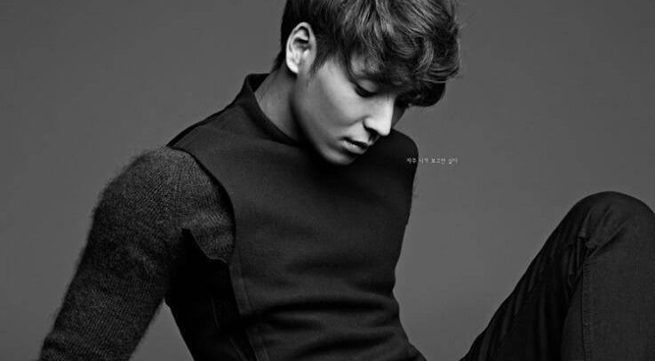 """Jonghun teaser image for """"Mood"""""""
