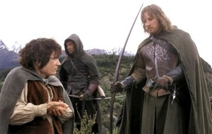 Faramir and Frodo