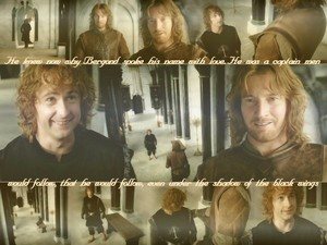 Faramir and pippin