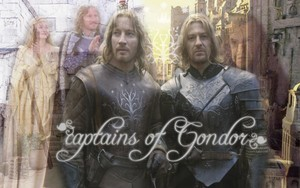 Faramir and Boromir