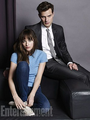 Fifty Shades of Grey First Character Photos from Entertainment Weekly