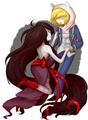 Finceline (Finn X Marceline)