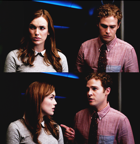 FitzSimmons wallpaper possibly with a business suit and a portrait entitled 【Fitzsimmons】